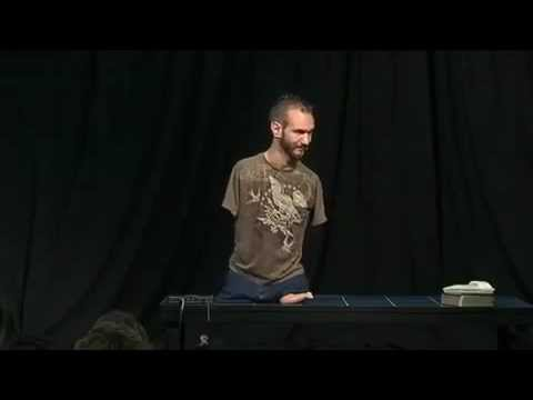 Nick Vujicic – No Arms, No Legs, No Worries!